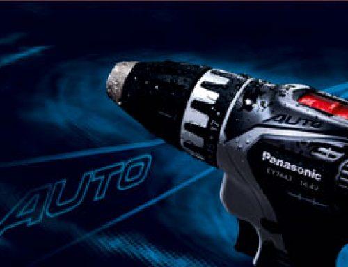 Panasonic Tools sponsrar Viasats och TV 10:s Formel 1-sändningar